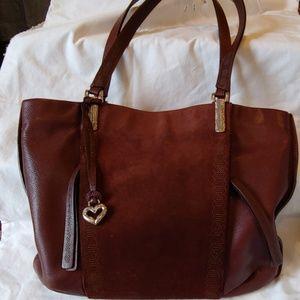 Brighton Brown Leather Bag